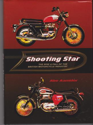 Book Cover British Motorcycles