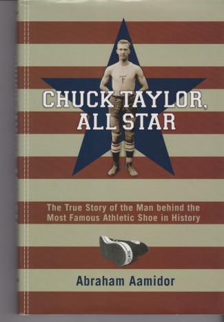 Book Cover Chuck Taylor