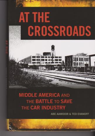 Book Cover Crossroads