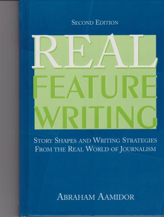 Book Cover Feature Writing