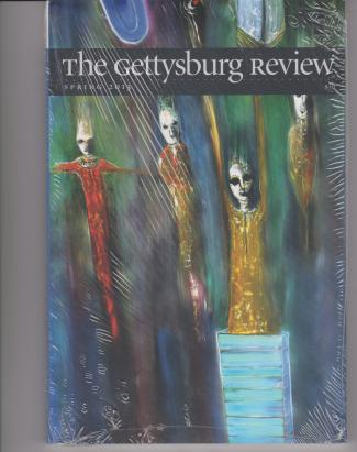 Book Cover Gettysburg Review