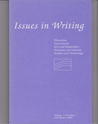 Book Cover Issues in Writing