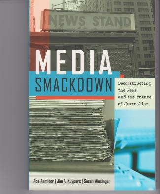 Book Cover Media Smackdown
