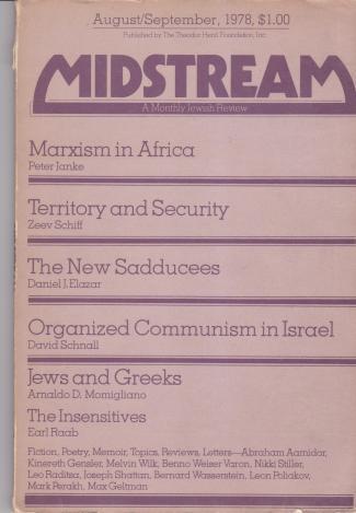 Book Cover Midstream
